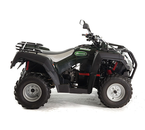 Dominator Electric Quad Bike