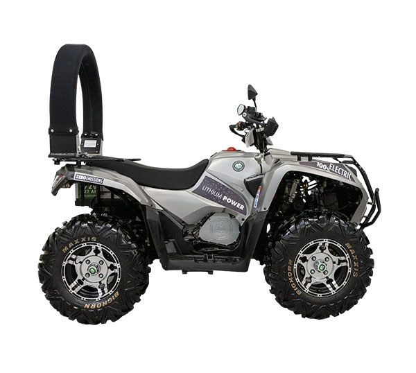 Lithium Power Electric Quad Bike