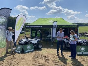 Ecocharger at Groundswell - The Regenerative Agriculture Show and Conference