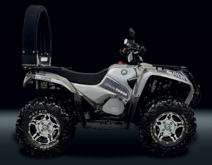 FEATURED Farmers Weekly - Eco Charger slashes running costs on new all-electric ATV